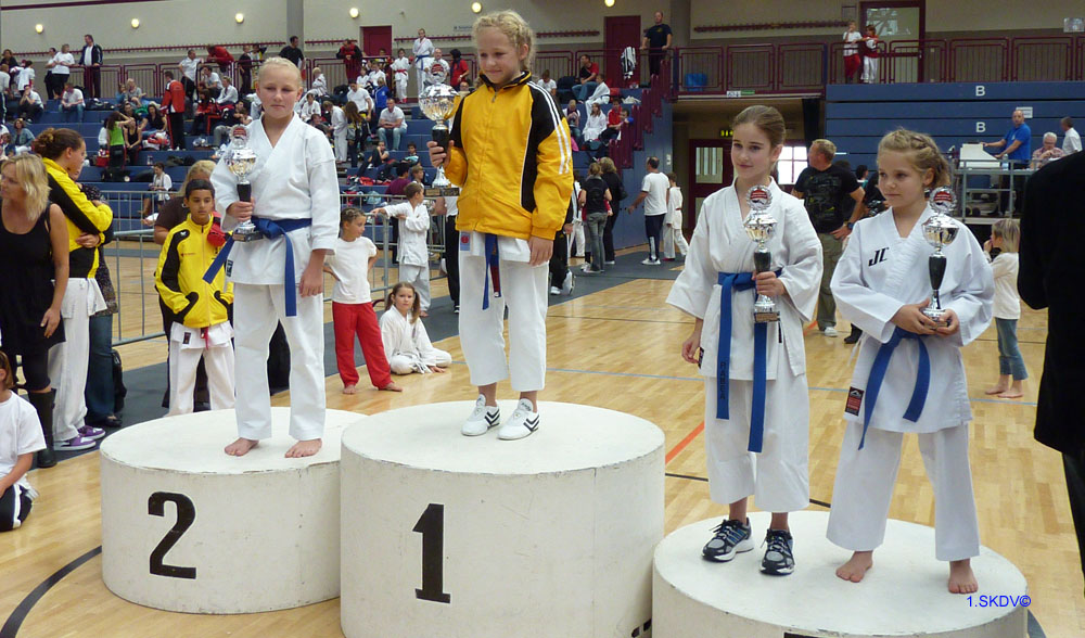 2. Internationaler Karate Junior-Cup